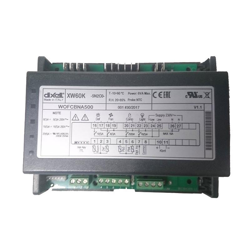 REGULATEUR DIXELL XW60K-5N2C0